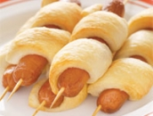 Easy Hot Dog Snacks