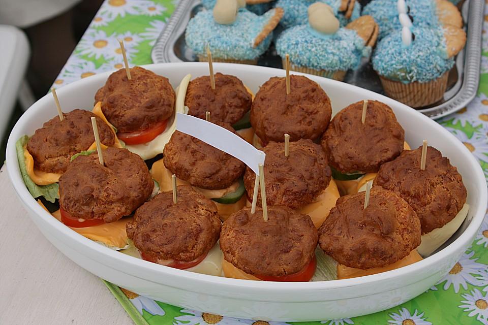 Fun Burger Muffin   Fun Snacks for Kids