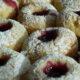 """Coconut """"Angel Eyes"""" Cookies"""