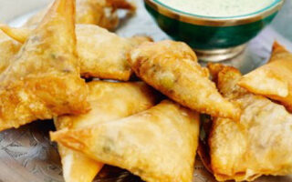 Healthy Veggie Samosas - Healthy Snacks