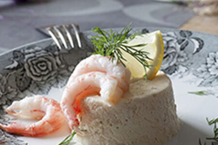 Healthy Shrimp Mousse - Healthy Appetizers