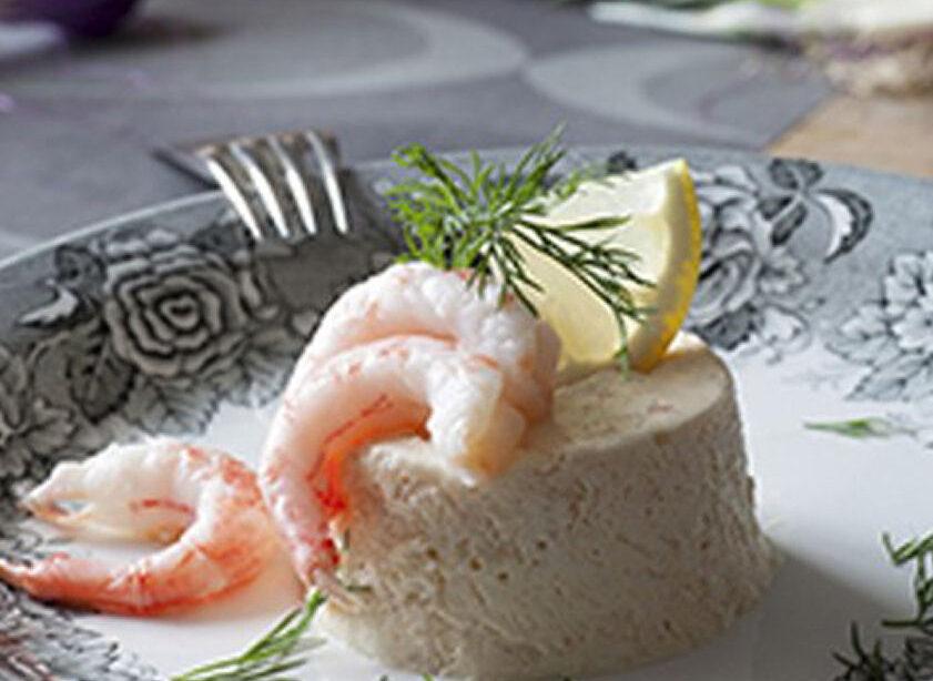 Healthy Shrimp Mousse - Healthy Appetizers
