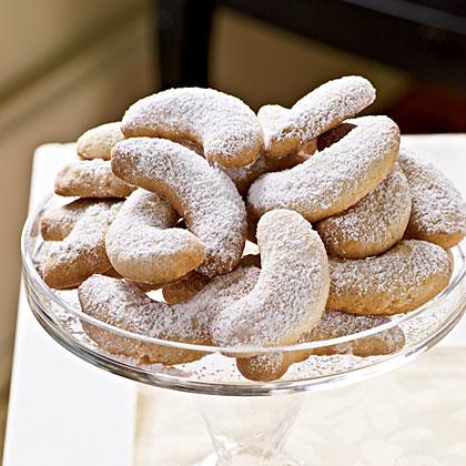 Healthy Sweet Snacks - Almond Cookies