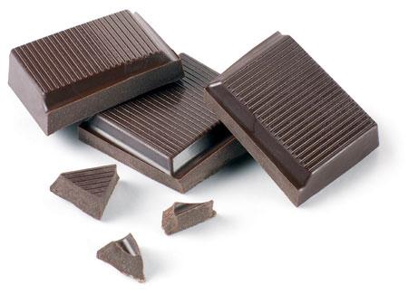 Healthy Sweet Snacks - Dark Chocolate