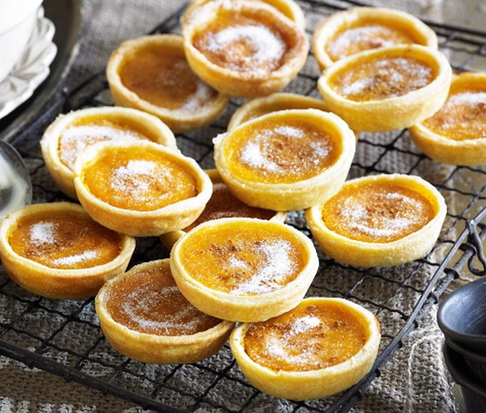 Pumpkin Snack Pies - Healthy Sweet Snacks