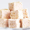 Coconut Marshmallows - Healthy Sweet Snacks