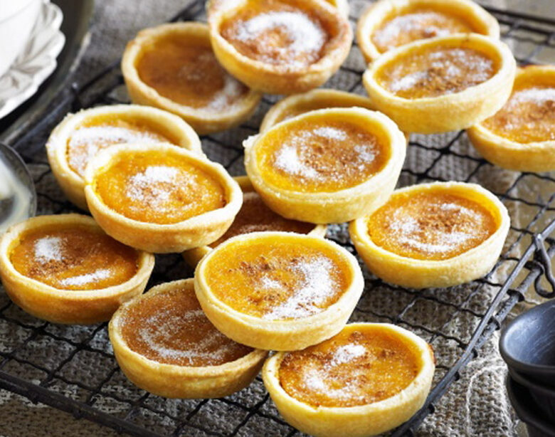 Pumpkin Snack Pies - Healthy Sweet Snacks